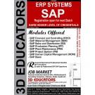 ERP System SAP Course offerd by 3D Educators