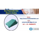 Hospital Bed Sheets,Disposable Bed Sheet in Hyderabad - Hospitalbedindia