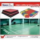 Sports, Badminton, Rubber Flooring Tiles Manufacturer in India