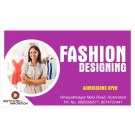 Course in Fashion Designing