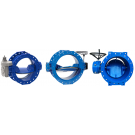 Get the best Double Eccentric Butterfly Valves Manufacturers in India