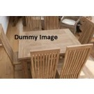 Big Wooden Table And Chair For Sale