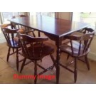 Dinning Table With Five Chairs For Sale