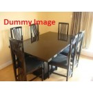 Dinning table with chair for sale