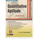 Rs Agarwal quantitative aptitude reasoning books for sale