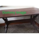 Sagwaan Wood Dining Table For Sale