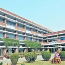 St-Johns High School in Sector 26 Chandigarh