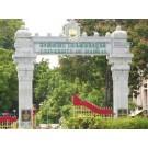 The University of Madras in Chepauk Chennai