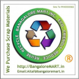 SCRAP DEALERS IN BANGALORE