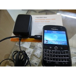 Blackberry bold 9000 in good working condition