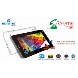 3D Calling Tablet