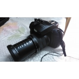 Fujifilm HS25EXR best condition, barely used, under warranty