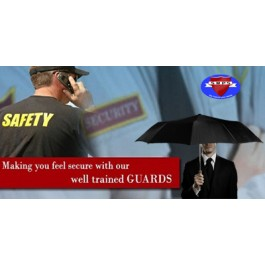 Security Guard Agency in Noida – Smart Manpower Security