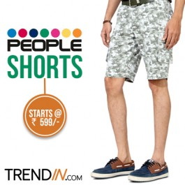 People Shorts onlie
