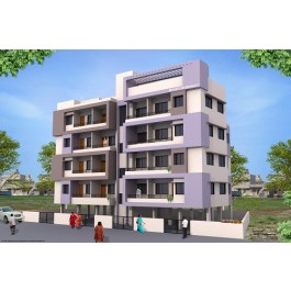 2 BHK flats are available in Jalgaon- in your budget