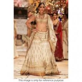 Sonam Kapoor Off White Bollywood Replica Lehenga  At Discount Price