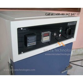 Mitec-101 - Laboratory Hot Air Oven suppliers manufacturers in India