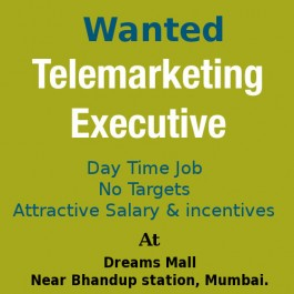 International NGO is hiring Telemarketing Executive