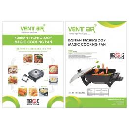 Korean Technology Magic Frying Pan from Ventair