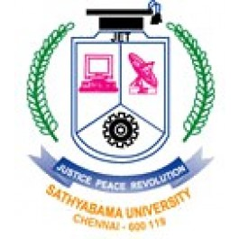 ADMISSION IN SATHYABAMA UNIVERSITY CHENNAI