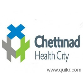 ADMISSION IN CHETTINAD HOSPITAL AND RESEARCH INSTITUTE CHENNAI
