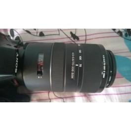 Sony 70300mm G 4.55.6 Telephoto Lens