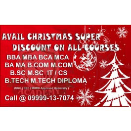 bba in one year call 9999137074