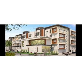 Independent Walls 2bhk Flat For Sale In EC Phase 2