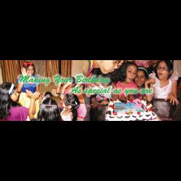 Birthday Party Organizers Sanpada