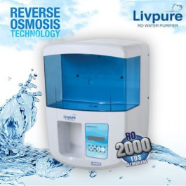 Buy Livpure Magna RO UV Water Purifiers in easy Installments