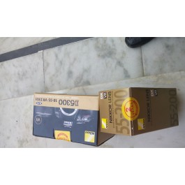 Nikon D5300 DSLR Camera With 18-55 55-200 Lens