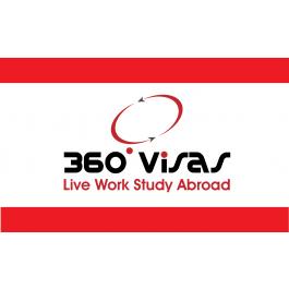 immigration at 360 visas