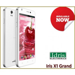 New Sealed Pack Lava Iris X1 Grand Available In Lava Authorized Dealer Idris Electronics Raipur