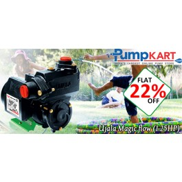 Compare Price and Buy Ujala Magic flow 1.25HP Online