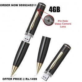 Amazing Video Recording Pen Camera - 9599245211