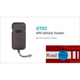 RoadPoint India GPS Vehicle Tracker GT06N