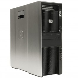 HP Z-600 workstation with dual processor5620