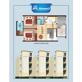 Industrial Plot Land for sale in Paras Downtown Square Zirakpur Zirakpur 33.8 lak