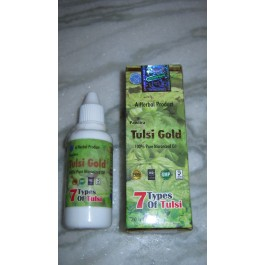 Prevent chronic allergy with 7 types of Tulsi Oil