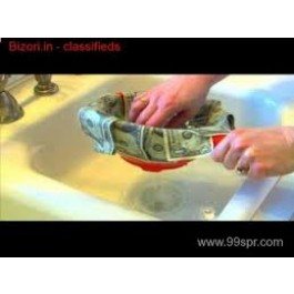 Original ssd chemical solution for cleaning black money