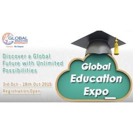 Attend GEI 2015 - Meet International University Reps