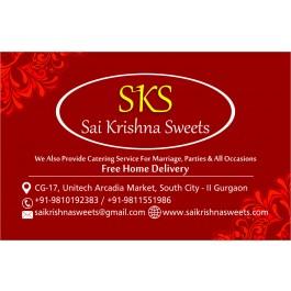 Samosa Shop in South City-II Gurgaon