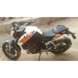 Used 2012 KTM Duke Super Bike for Sale in Delhi NCR