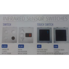 IR Remote Switch home automation long life save energy
