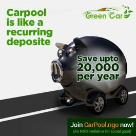 Find Carpool Service