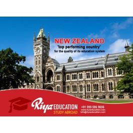 NewZealand Education Consultants - Riya Education Pvt Ltd