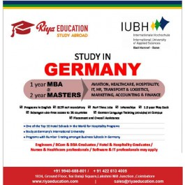 German Education Consultants - Riya Education Pvt ltd