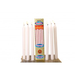 CANDLES PILLAR CANDLES WHITE CANDLES MANUFACTURER INDIAN WAX INDUSTRIES