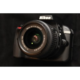 Nikon D3300 in New Condition