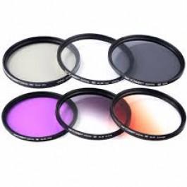 BO CAMERA LENS FILTER 52 MM UV FILTER ORANGE FILTER  MACHINE VISION